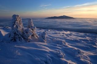 Babia Góra - wyspa na morzu chmur