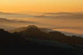 Dolina Popradu po słowackiej stronie