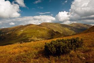 Grzbiet Czarnohory