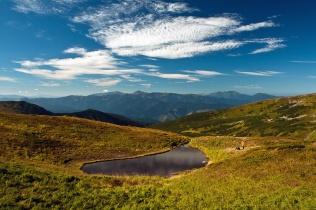 W stronę Karpat Rumuńskich