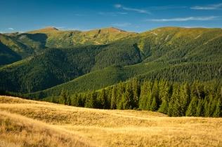 Sierpień w Czarnohorze