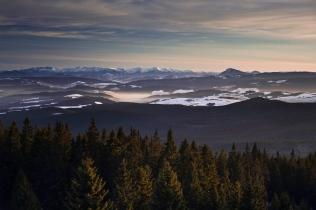 Góry Choczańskie i Niżne Tatry