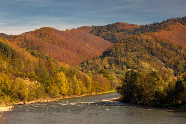 Dolina Dunajca